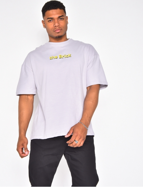 """T-shirt homme """"The brick"""""""