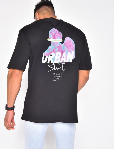 """T-shirt homme """"Urban street"""""""