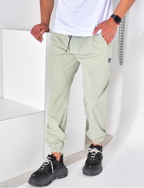 Pantalon style cargo