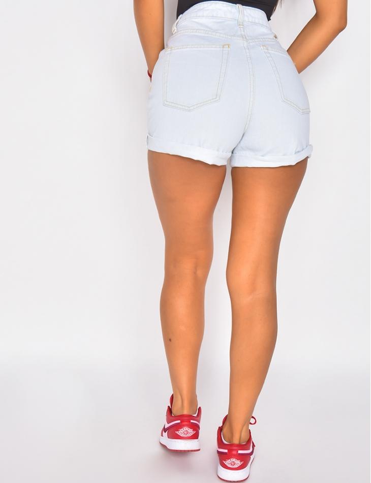 Short femme