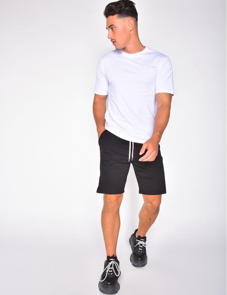 Short homme avec poches