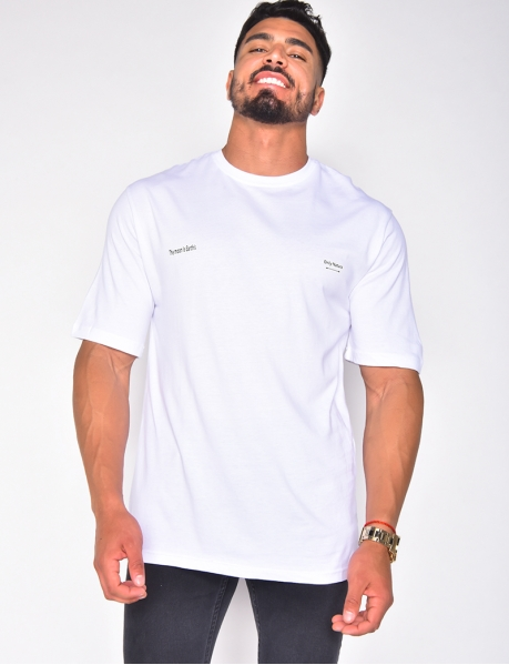 """T-shirt homme """"Only Natura"""""""
