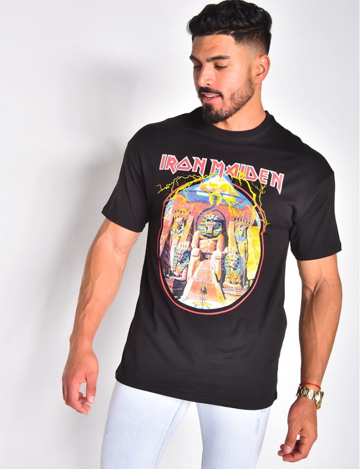 "T-shirt ""Iron Maiden"""