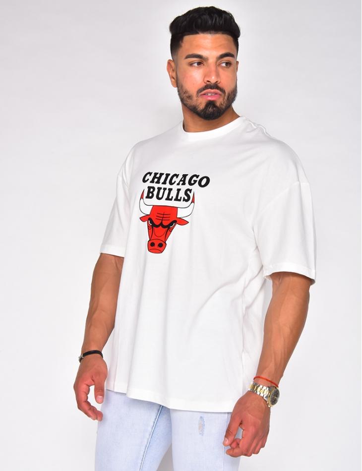 "T-shirt ""Chicago Bulls"""