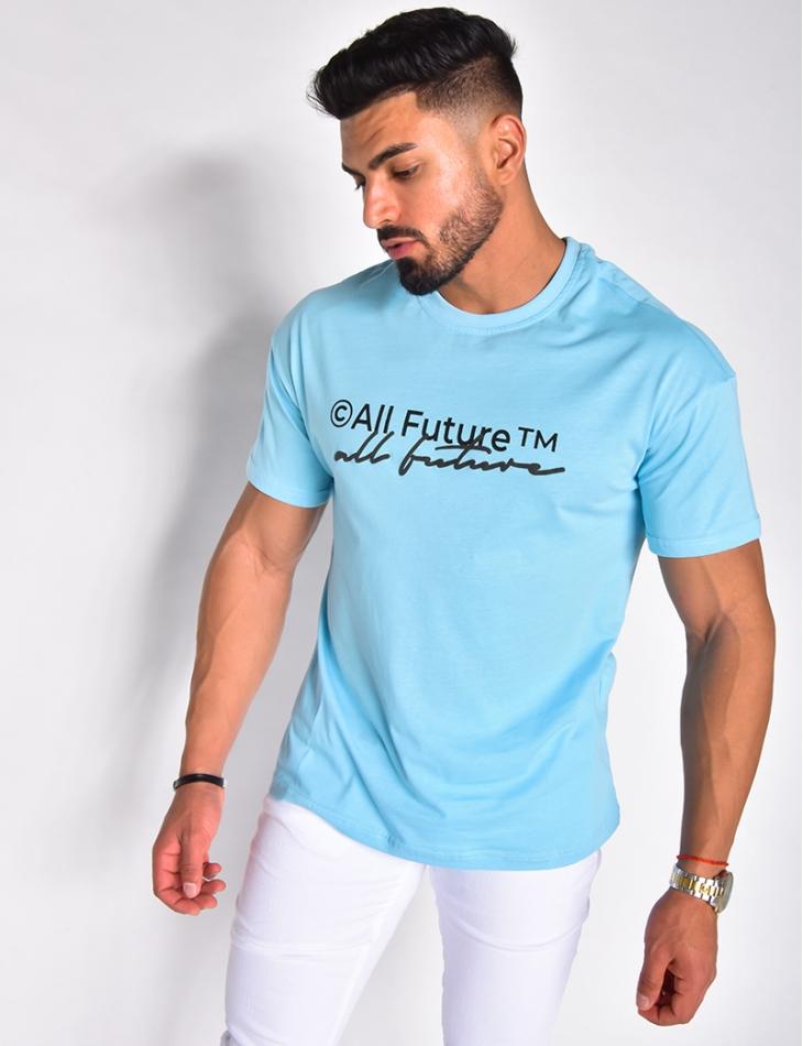 "T-shirt ""All future"""