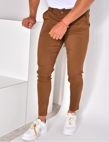 Pantalon uni