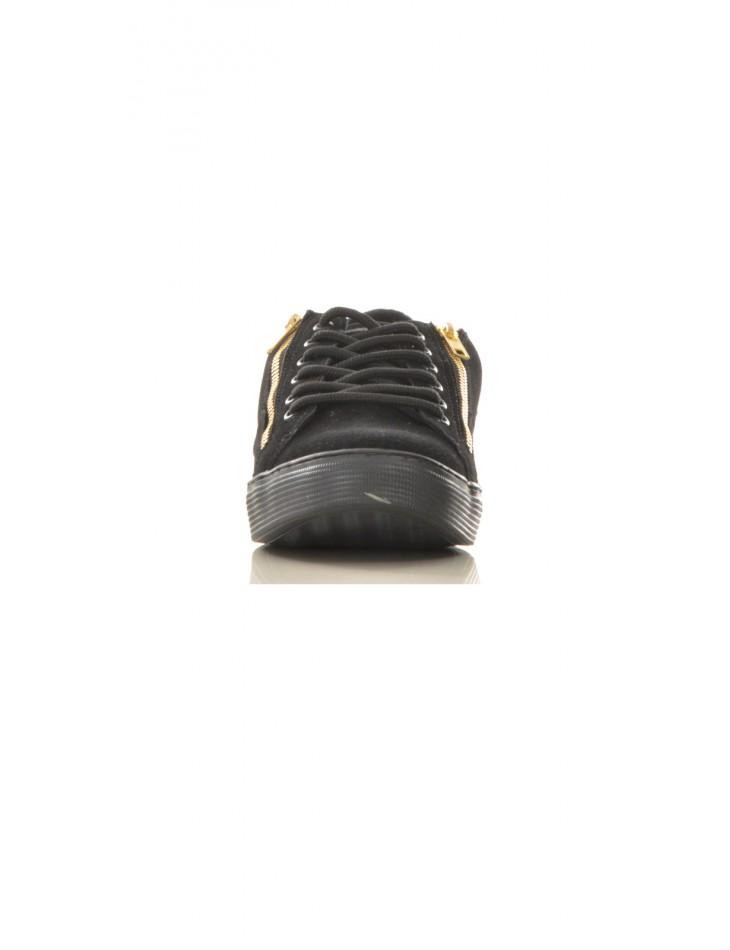 Baskets basses en daim Reservoir Shoes