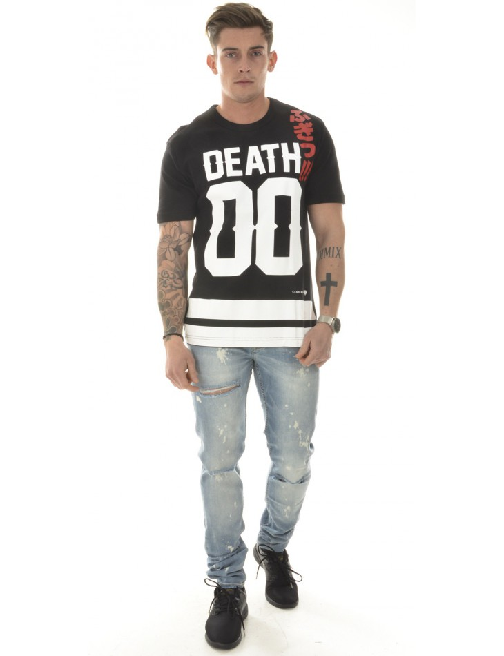 T-shirt Cash Money Death